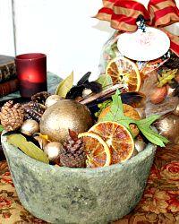 Hotel Provence Automne Potpourri & Garden Bowl Gift