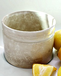 Antique French Confiture Pot